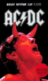 Cover AC/DC - Stiff Upper Lip Live [DVD]